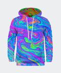Acid women's hoodie, Mr. Gugu & Miss Go