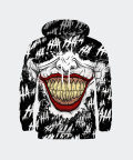 Why So Serious women's hoodie, Mr. Gugu & Miss Go