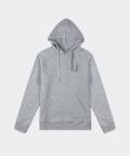 Raglan men's hoodie - grey, Basiclo