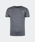 Delta Compression T-shirt - light melange, Carpatree