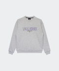 LH 2013 sweatshirt - grey, Local Heroes