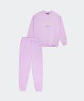 LH 2013 women's sweatshirt and sweatpants - lavender, Local Heroes