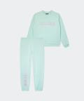 LH 2013 women's sweatshirt and sweatpants - mint, Local Heroes