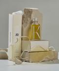 AY3 Chestnut cream 50 ml + Raspberry & Rosemary facial oil 30 ml set, Krayna