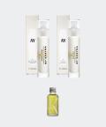 AY2 Water Pepper 50 ml + AY3 Chestnut cream 50 ml + Raspberry & Rosemary facial oil 30 ml set, Krayna