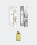 AY3 Chestnut 50 ml + AY4 Plantain cream 50 ml + Raspberry & Rosemary facial oil 30 ml set, Krayna