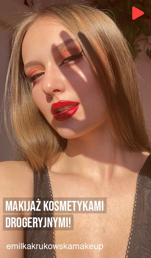 emilkakrukowskamakeup - Makijaż kosmetykami drogeryjnymi!🤍