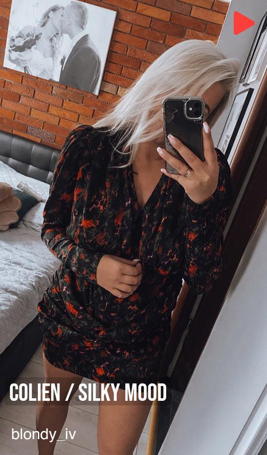 blondy_iv – Colien / Silky Mood
