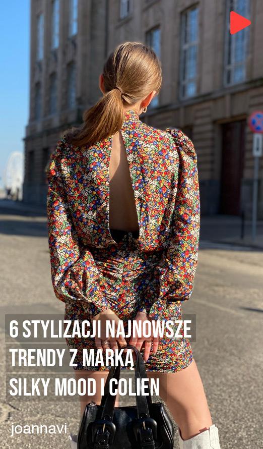 joannavi – 👀6 stylizacji 👀Najnowsze trendy z marką Silky Mood i Colien