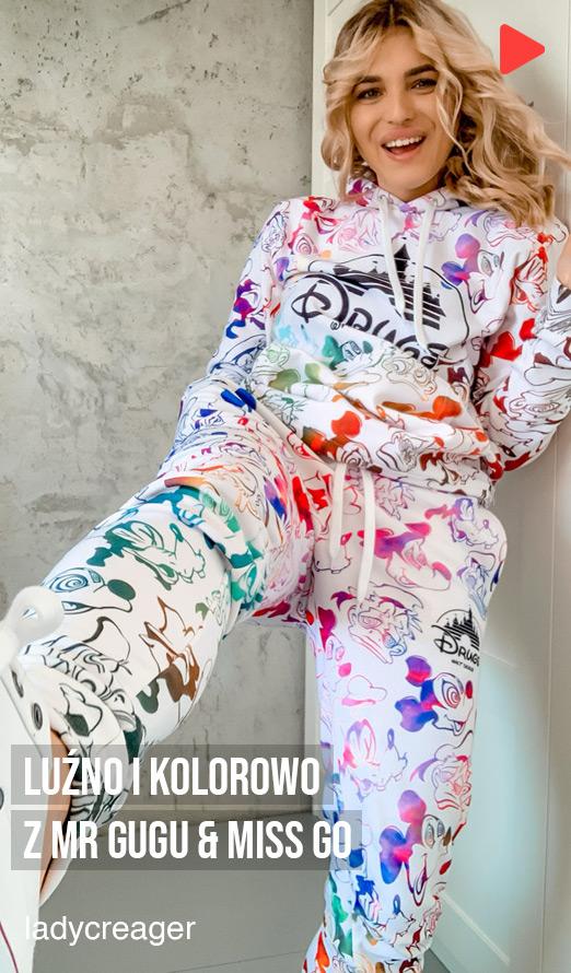Ladycreager - Luźno i kolorowo z Mr Gugu & Miss Go