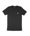 DeeJayPallaside: Koci Iluminata, Czarny t-shirt