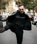Jakub Chmielniak: Relentless, Black Hoodie