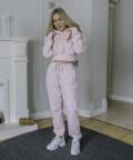 DDOB: Originals, Damskie różowe spodnie oversize
