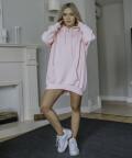 DDOB: Originals, Damska różowa bluza oversize