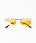 Okulary przeciwsłoneczne Juicy Lemon, Żółte