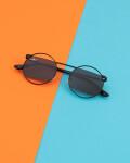 Okulary przeciwsłoneczne z polaryzacją Venom Black&Black, Czarne