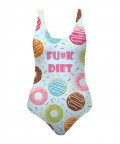 FU#K DIET Swimsuit