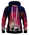 DEER IN THE FOREST Hoodie