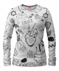 PEACE & LOVE Women Sweater