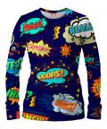 OMG COMICS Women Sweater