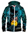 BATMAN Hoodie Zip Up