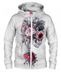 SKELETON BRIDE Hoodie Zip Up