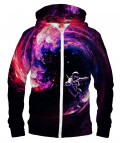 SPACE SURFING Hoodie Zip Up
