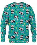 PANDA'S PATTERN Sweater