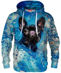 Bluza z kapturem FRENCH BULLDOG