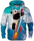 Bluza z kapturem FLY PANDA FLY