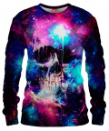 SPACE SKULL Sweater