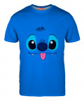 BLUE ALIEN T-shirt