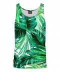Tank Top FANCY TROPICAL FLORAL