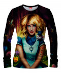 Bluza damska ALICE IN WONDERLAND