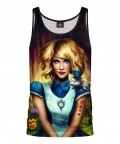 Tank Top ALICE IN WONDERLAND