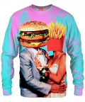 FAST FOOD LOVE Sweater