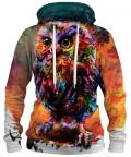Bluza z kapturem LITTLE BRAVE OWL