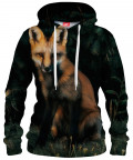 FOX IN THE FOREST Hoodie