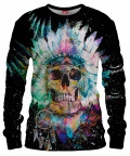 Bluza SKULL IN BLACK