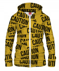 Bluza z zamkiem CAUTION