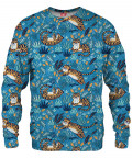 Bluza CUTE TIGERS PATTERN