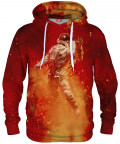 Bluza z kapturem FIRE ASTRONAUT
