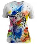 WATERCOLOR CAT T-shirt