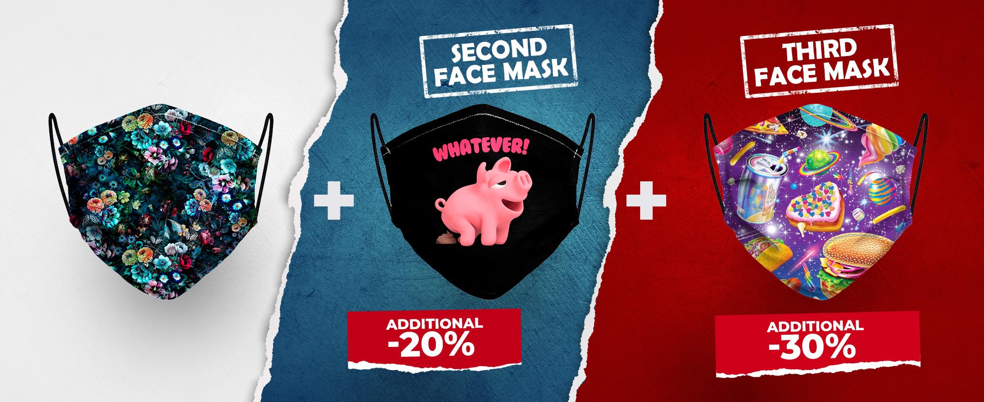 Face Masks promo