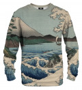 Bluza ze wzorem The Sea of Satta