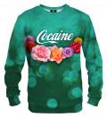 Bluza ze wzorem Cocaine