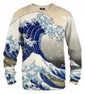 Kanagawa Wave sweater