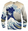 Kanagawa Wave sweatshirt