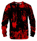 Black Bloody sweatshirt