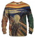 The Scream sweater